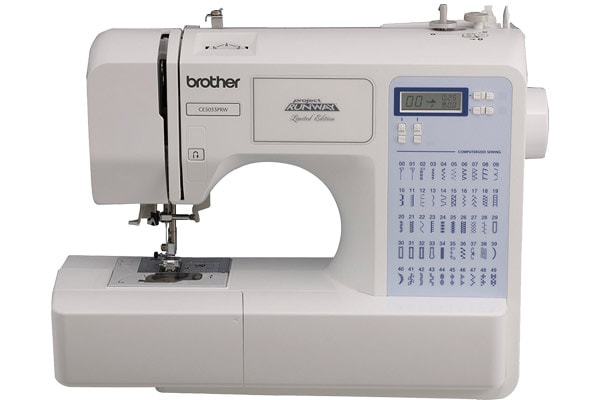 Features of Brother CS5055PRW