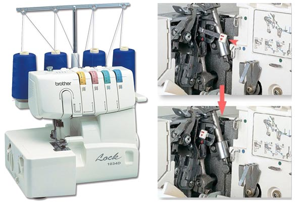 brother serger 1034d review