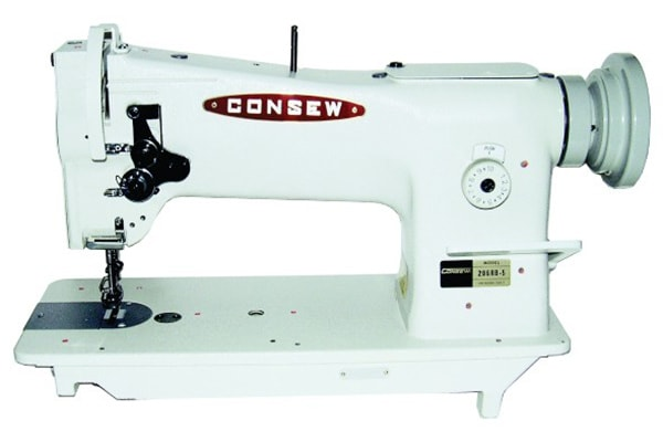 When it comes to triple feed leather sewing machine Consew 206RB 5 Triple Feed is our absolute favorite