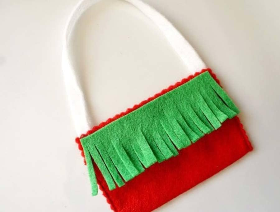 elf on the shelf accessories bag