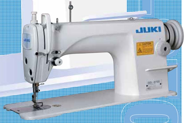 JUKI DDL 8700 is our upgrade pick among the best leather sewing machines
