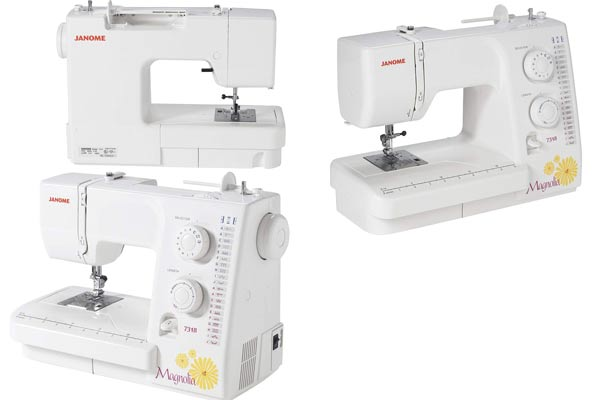 Our Janome Magnolia 7318 review will explain what you can expect of the machine