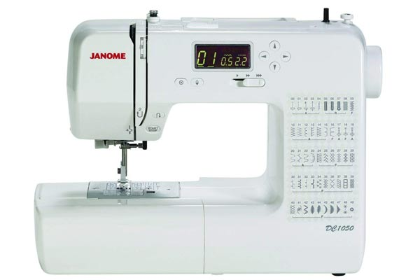 janome dc1050 computerized