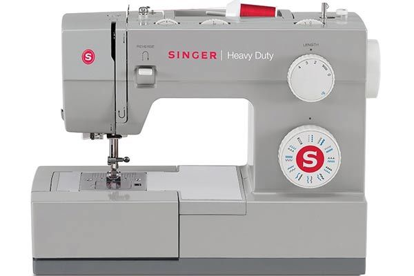 Singer 4423 is the heavy duty workhorse among the best leather sewing machines