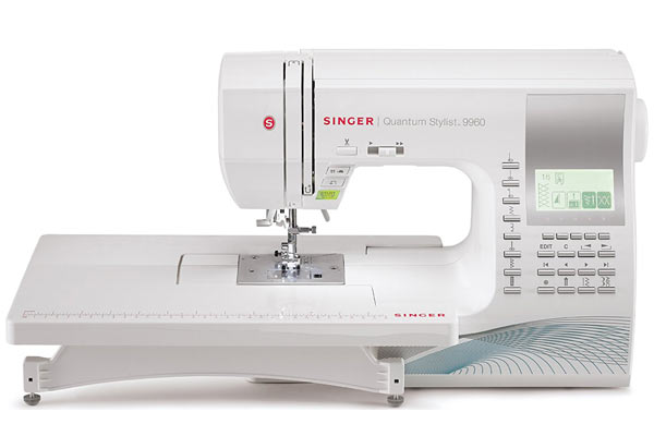 Singer Quantum Stylist 9960 sewing machine review