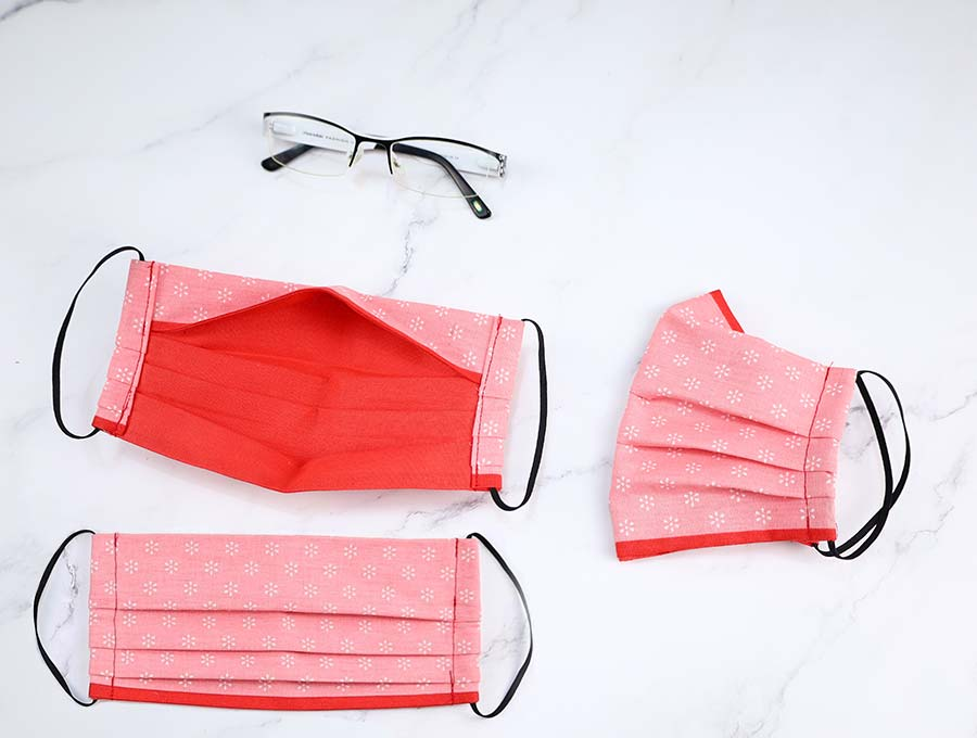 anti fog face mask for glasses wearers