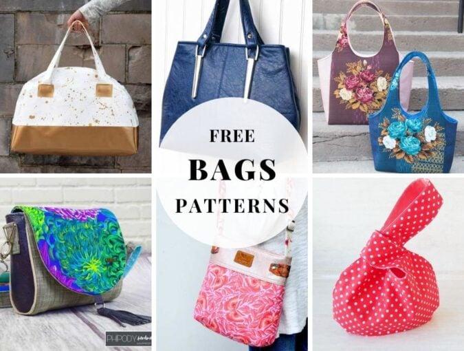 free bag sewing patterns