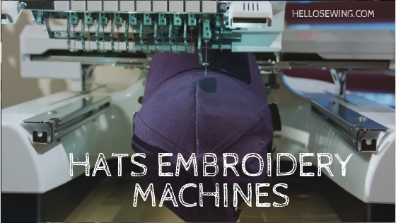 best hat embroidery machine featured image