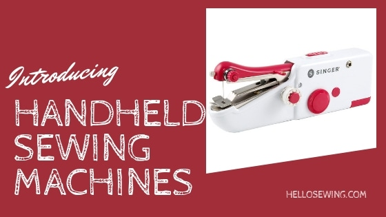 best handheld sewing machines