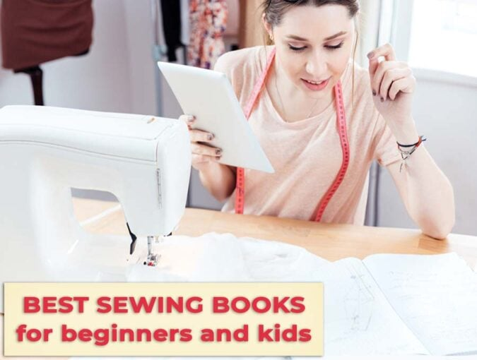 best sewing books for beginners and kids