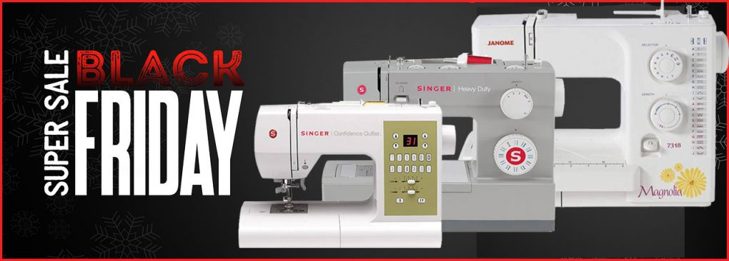 sewing machines deals for black friday and cyber monday