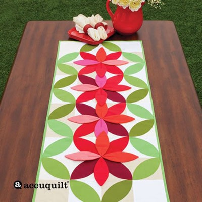 bloom sprint table runner