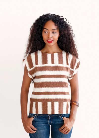 boxy shirt pattern