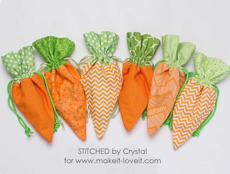 carrot treat bag