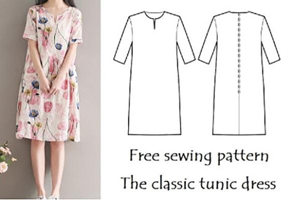 classic tunic dress