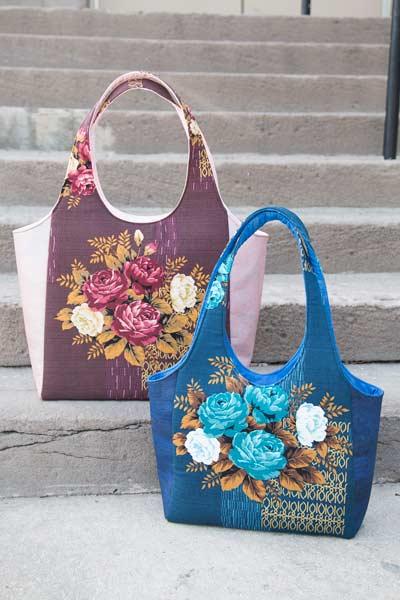 clyde handbag pattern