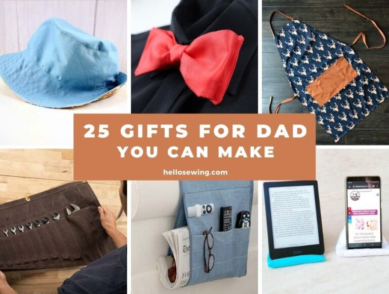 DIY Father's Day Gifts for Dad You Can Make in 1 hour or Less