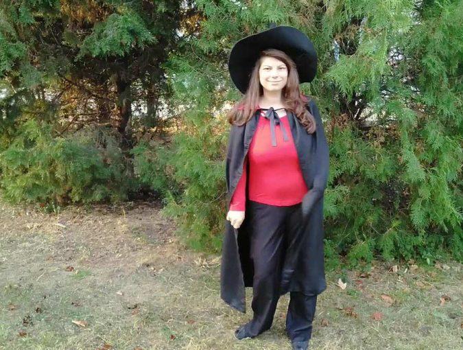 how to make a cloak - diy hooded cloak with hood