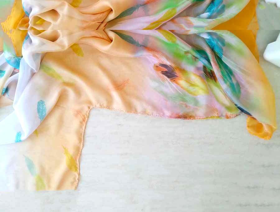 diy kimono sewn sides