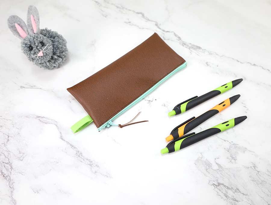 diy pencil pouch