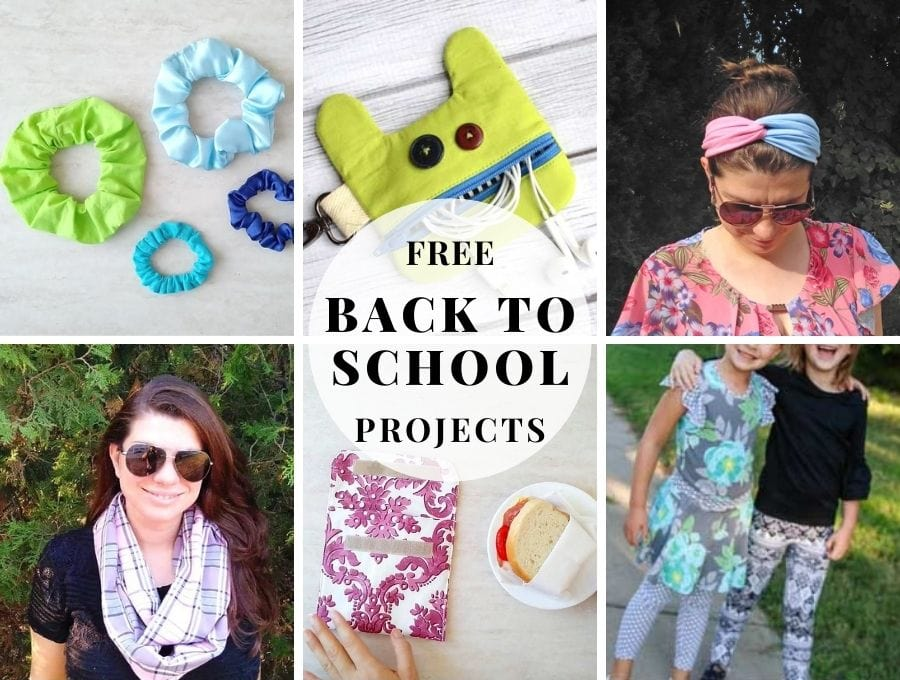 diy projects for school you can sew