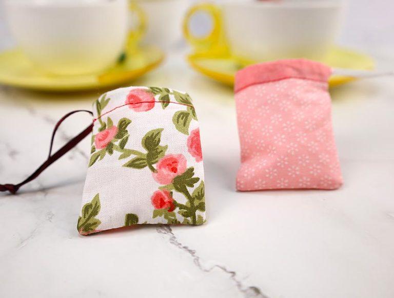 How to Make DIY Reusable Tea Bags