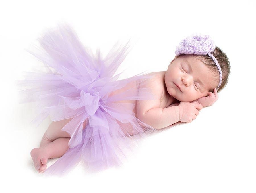 diy tutu for baby girl