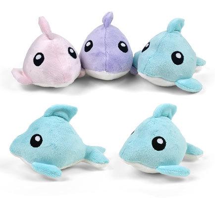 free stuffed dolphin plush sewing pattern