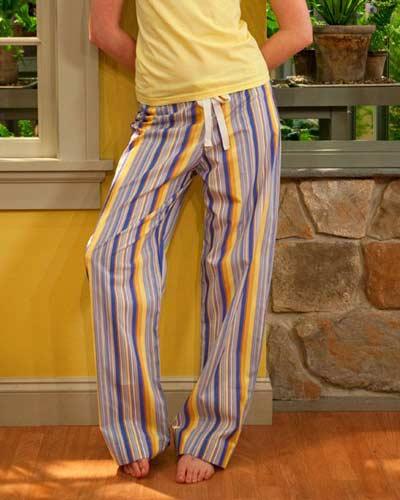 drawstring pants pattern