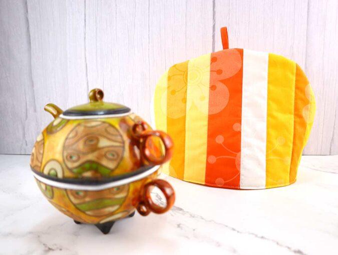 free tea cozy pattern