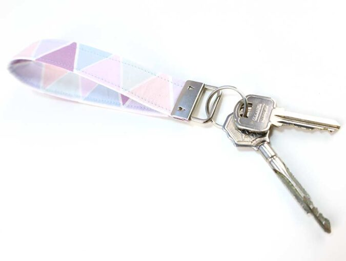 how to make a key fob
