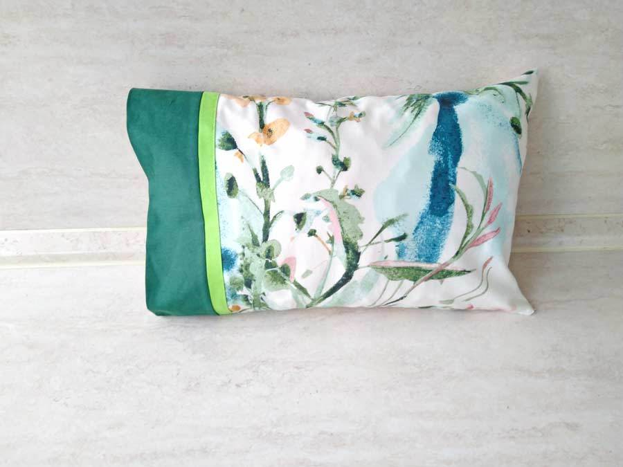 How to make a pillowcase - video tutorial