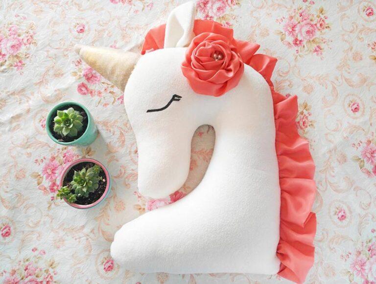 How to Make a Unicorn   Free Unicorn Pattern & Tutorial