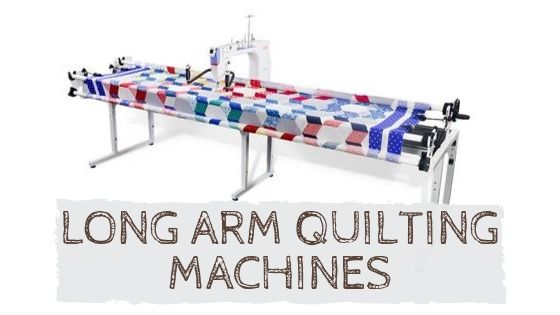 Best long arm quilting machines roundup