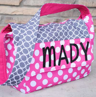 messenger back to sew for back to school