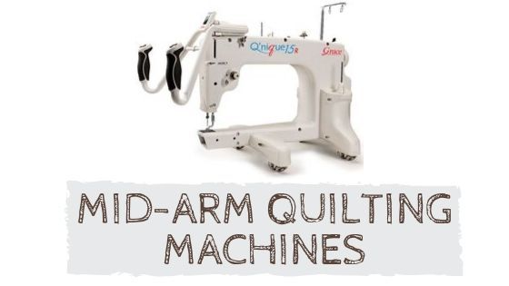 best mid arm quilting machines roundup