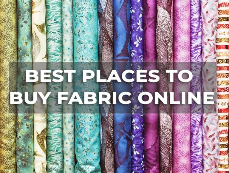 Best Places to Buy Fabric Online in the US, CA, UK, and AU