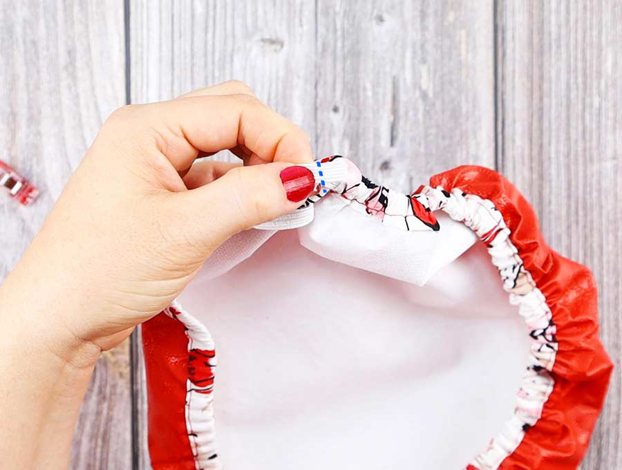 reusable bowl cover stitching elastic