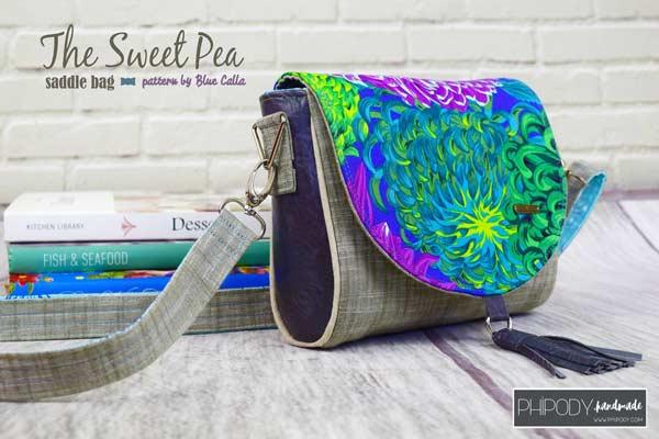 saddle bag pattern