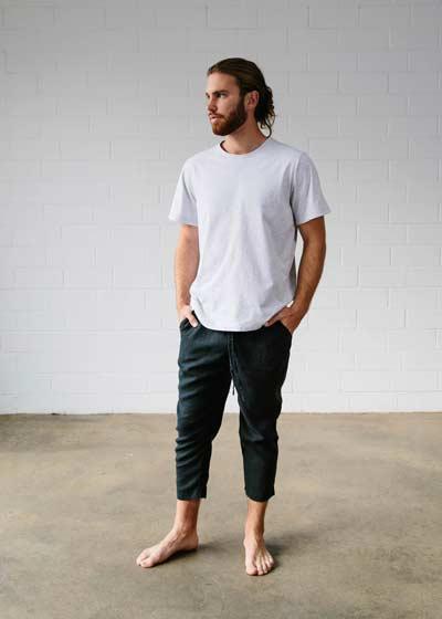 pattern for men's tee shirt