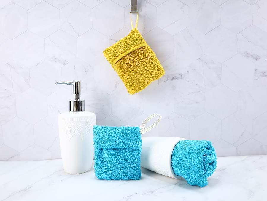 soap savers in bathroom