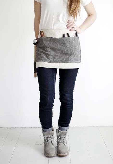 tool apron pattern