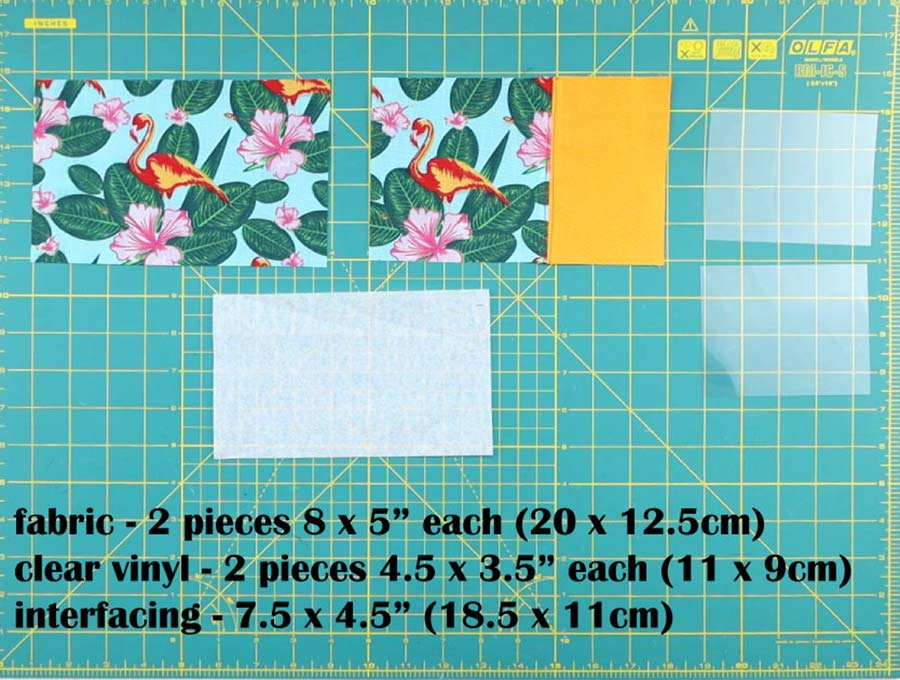 vaccination record card holder fabrics youll need