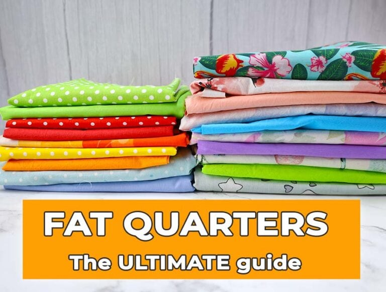 Fat Quarter Sizes – The Ultimate Guide