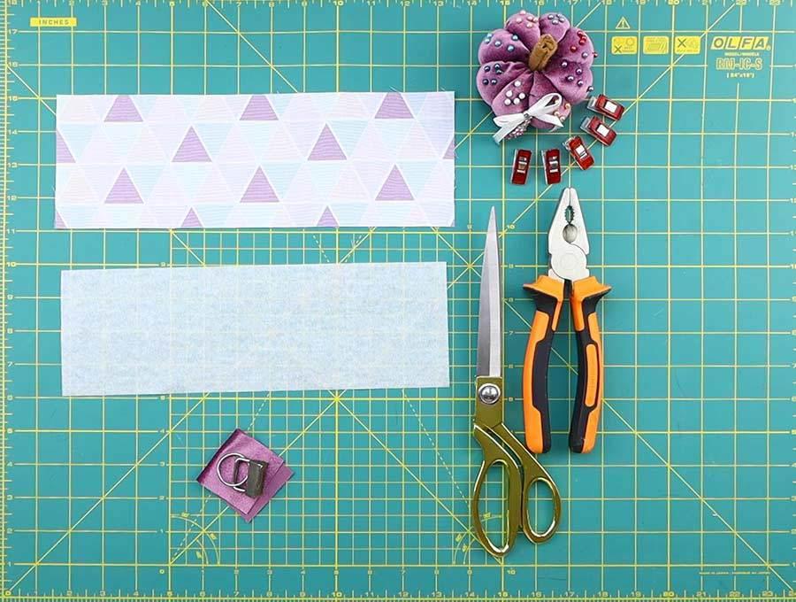 wristlet keyfob supplies