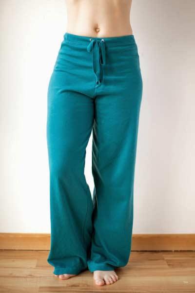 basic yoga pants pattern
